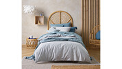 Organic Cotton Quilt Cover Set – Single Size