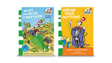 Dr. Seuss Learning Books