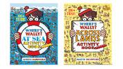 Where's Wally Activity Books