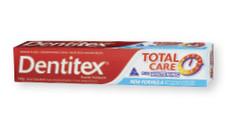 Dentitex Total Care Plus Whitening Toothpaste 140g