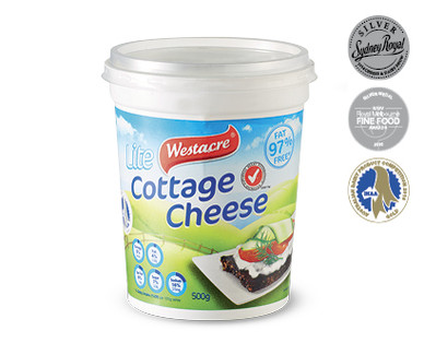 Westacre Lite Cottage Cheese 500g
