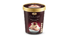 Monarc Indulge White Chocolate Rhapsody Ice Cream 1L