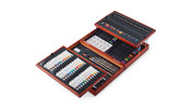 Deluxe Wooden Art Box 151pc Set