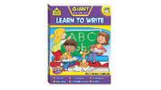 School Zone Learn to Write Giant Workbook