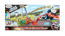 Thomas and Friends Sky-High Bridge Jump Train Set
