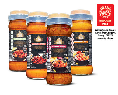 Silks Indian Spice Caps Simmer Sauce 360g