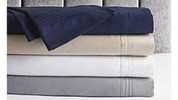 410 Thread Count Fitted Sheet Set – Queen Size