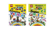 Lego Discover and Build Books