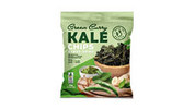 Back 2 Basics Kale Chips Green Curry 60g