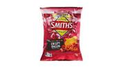 Smith's Crinkle Cut Chips Crispy Bacon 150g