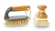 Bamboo Cleaning Brushes