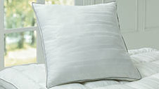 Deluxe European Pillow with a Touch Of Silk