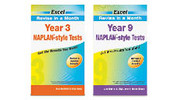 Excel Naplan Revision Books