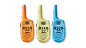 Uniden UHF Handheld Radio 3 Pack
