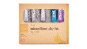Microfibre Cloths 5pk