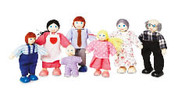 Doll's House Furniture and Household Sets