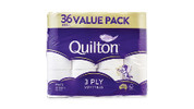 Quilton Toilet Paper 3ply 36pk