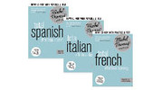 Michel Thomas Method Conversational Language Courses