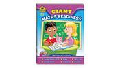 School Zone Maths Readiness Giant Workbook