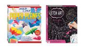Kid's Activity or Etch Art Compendium
