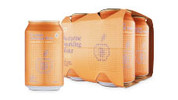 StrangeLove Assorted Infused Mineral Waters Nectarine 4x330ml