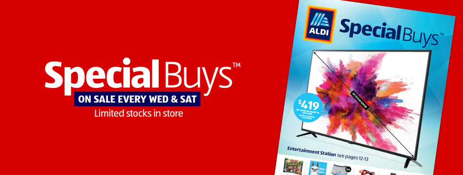 aldi special buys™ new range every wednesday and saturday  home theatre shelf bauhn diagram #11