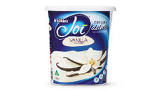 Brooklea Joi Deluxe Vanilla Yogurt 1kg