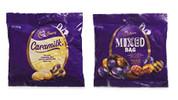 CADBURY Caramilk or Mixed Bag Easter Eggs 230g