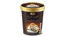 Monarc Indulge Caramel Honeycomb Temptation Ice Cream 1L