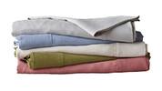 French Linen Sheet Set – King Size
