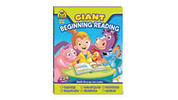 School Zone Beginning Reading Giant Workbook