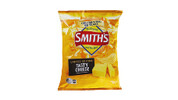 Smith's Crinkle Cut Chips Tasty Cheese 150g