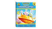 School Zone Kindergarten Giant Workbook