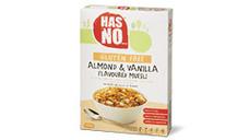 Almond & Vanilla Flavoured Muesli 350g