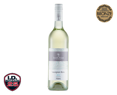 South Point Estate Sauvignon Blanc 2013