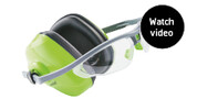 Eye and Ear Safety Combo