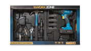 20V Drill with 56pc Project Tool Kit