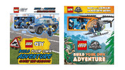 LEGO Build Your Own Books