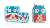 Skip Hop Melamine Set or Lunchie Bag