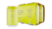 StrangeLove Assorted Infused Mineral Waters Pineapple 4x330ml