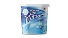Brooklea Lite Natural Yogurt 1kg