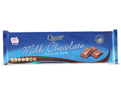 Milk Chocolate Block 300g