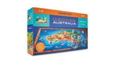 Discover The World or Australia Animal Puzzles
