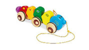 Wooden Pull-Along Toys