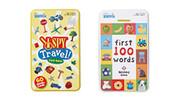 Children's Tinned Games