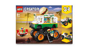 Lego Burger Truck Playset