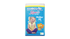 Mamia Unisex Walker Nappies 13-18kg 48pk