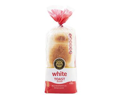 Baker's Life White Sliced Bread for Toast 650g / 700g