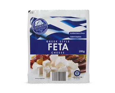 Emporium Selection Greek Style Feta Cheese 200g