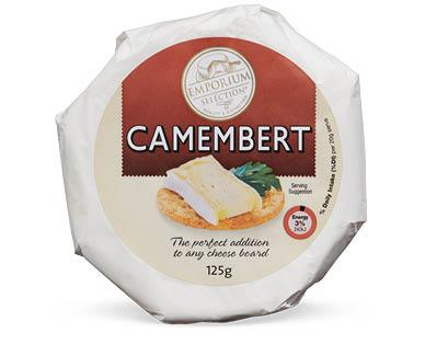 Emporium Selection Camembert 125g